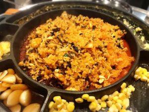 韓国料理 ボックンパ